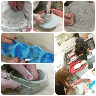 Pottery Classes ClayMotion Ballarat Victoria