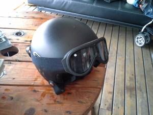 gilbert's helmet
