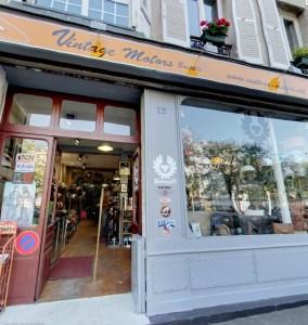 Il y a d'autres boutiques VM sur Paris, notemment à l'Etoile, mais là, c'était parfait.