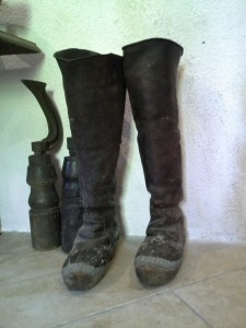 Super les boots!!!