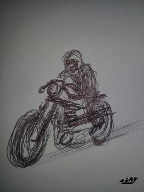 racing alone1