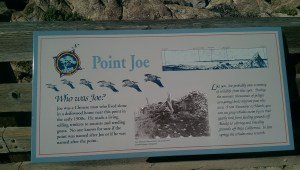 Point Joe at 17 Mile Drive