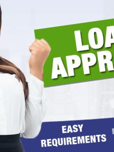 Loan company banner