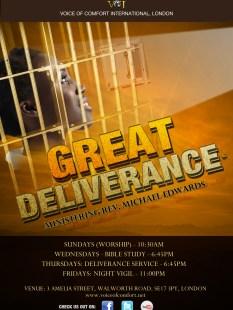 september great deliverance