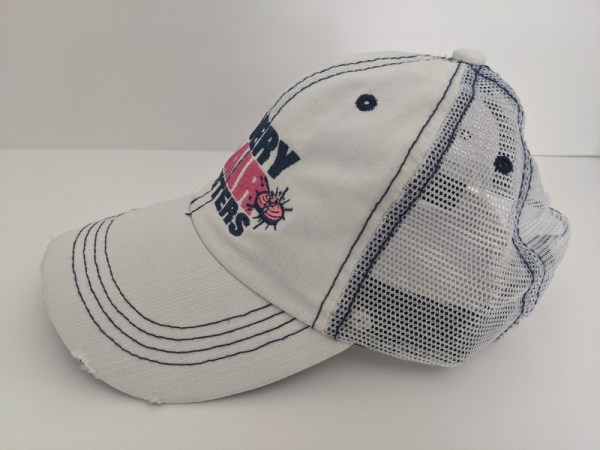 Breast Cancer Awareness Hats - EVERY PAIR MATTERS Ponytail Hats For Breast Cancer