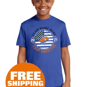 Custom Kids Jersey Team Performance Shirts - Youth Team Apparel Custom Design