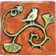 handmade ceramic accent tile add