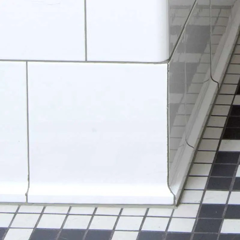 flat edge subway tile hexagon tile