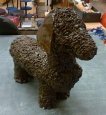 Vivienne's dog crop