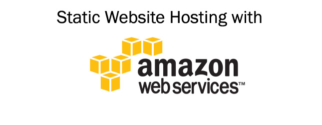 Amazon S3 Static Website Hosting