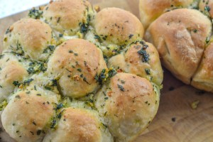 Garlic Dough ball Share-Bread