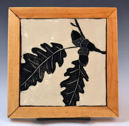 Oak Leaf Trivet