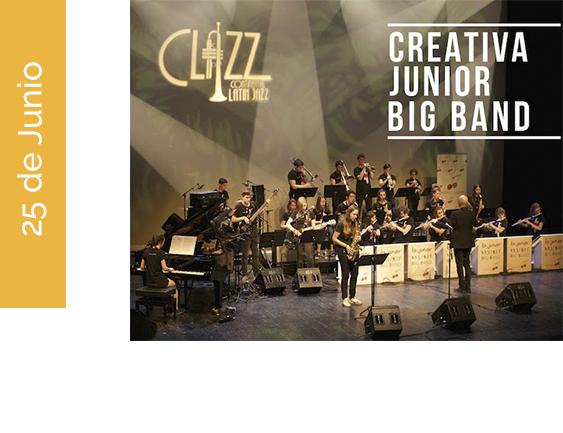 creativa junior big band clazz