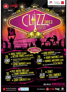cartel clazz 2012 madrid