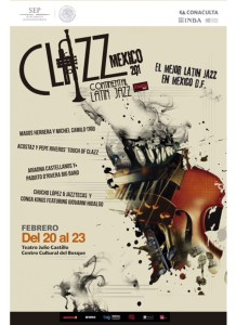 clazz mexico 2014 cartel