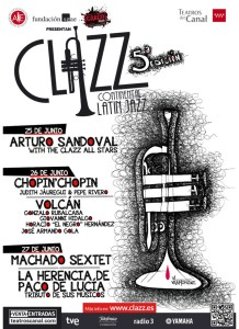 cartel clazz madrid 2015