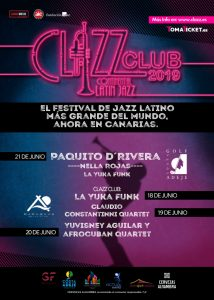 cartel canarias clazz 2019