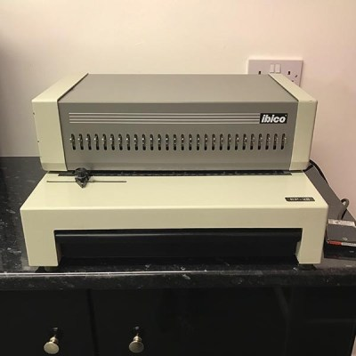 Ibico EP28 Comb Punch Machine