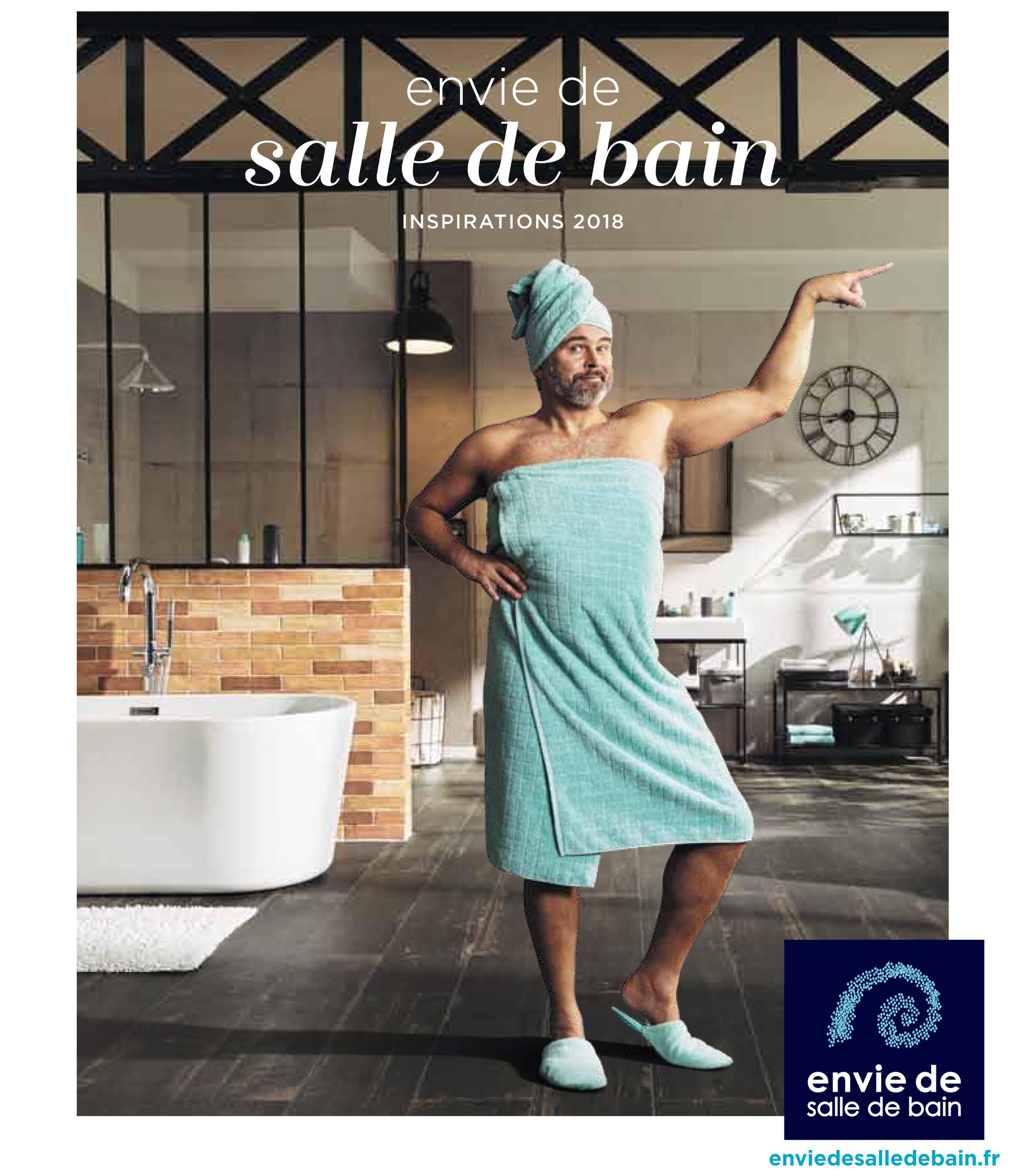 Catalogue Envie De Salle De Bain 2018cap Sur L Inspiration Clc Communications