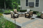 Backyard Landscape - Sparta, NJ | CLC Landscape Design on Sparta Outdoor Living id=41859