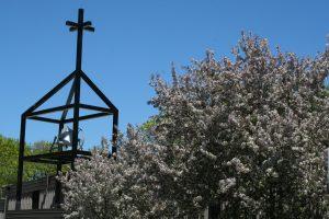 Grace Lutheran Church bell tower