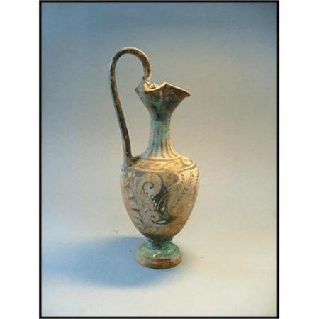 ancient pitcher