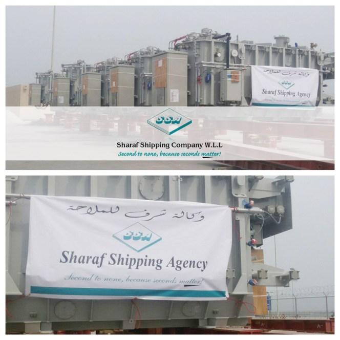New member representing Saudi Arabia: Sharaf Shipping Agency