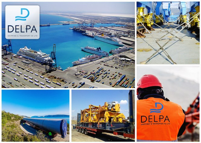 Delpa Shipping & Transport is now representing Cyprus in
