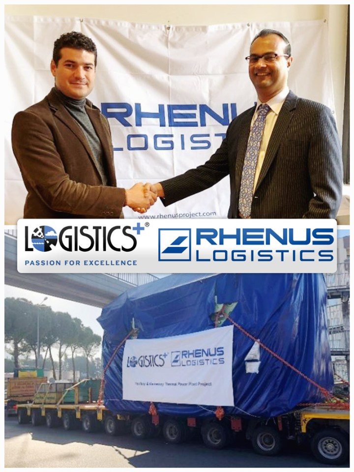 Logistics Plus and Rhenus Project Logistics join forces