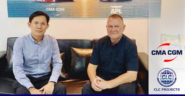 CLC Projects met with CMA CGM Cambodia