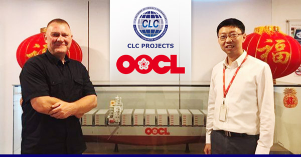 CLC Projects met with OOCL Cambodia
