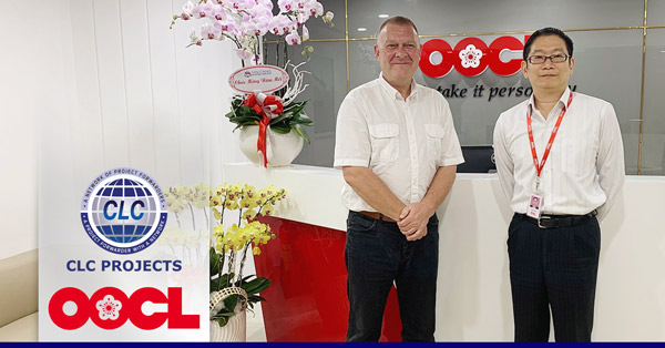CLC Projects visited OOCL in Ho Chi Minh City
