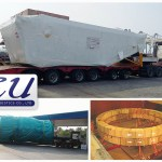 CU Logistics (Thailand) Moved Heavy Machinery from China & more than 140 containers from Europe
