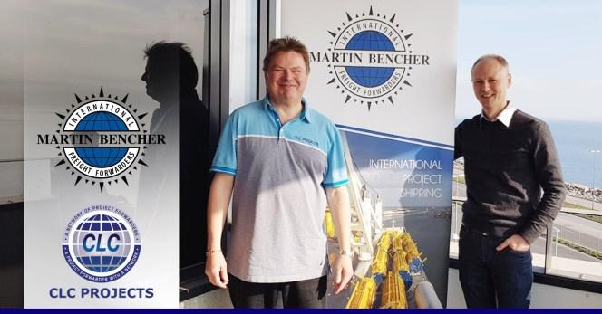 CLC Projects met with Martin Bencher Denmark in Aarhus