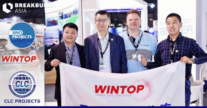CLC           Projects with HK Wintop Logistics and Sino Projects