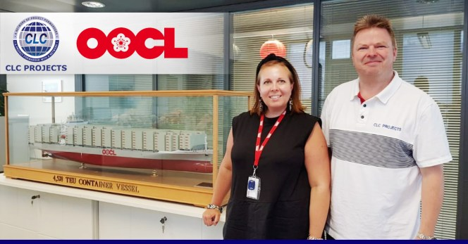 CLC Projects meets OOCL Ltd. in Finland