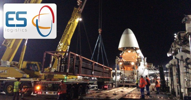 ES Logistics Moved Another 27 Ton Piece As A Part Charter ex-LUX to VCP in Brazil