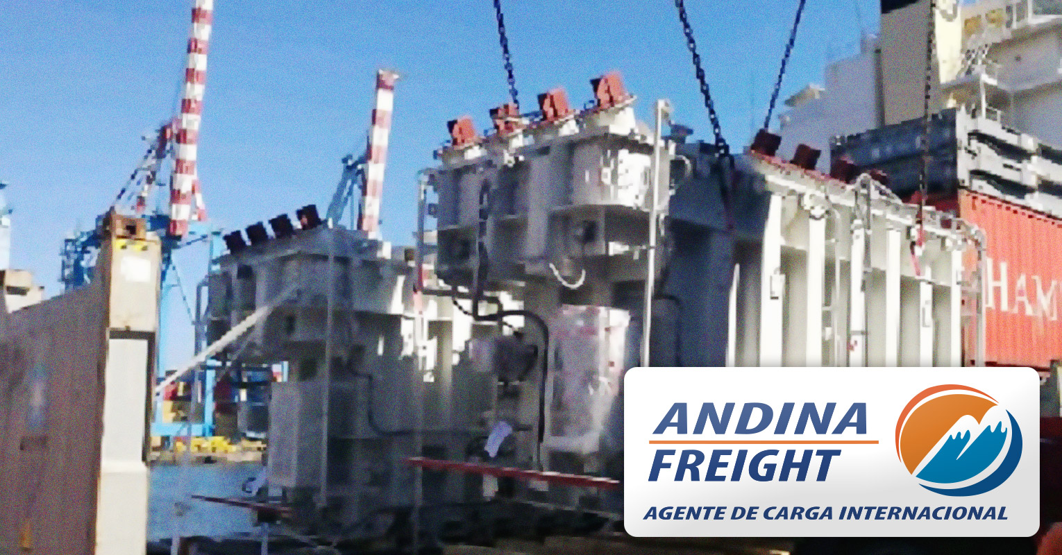 Andina Peru Recently Handled Transformers