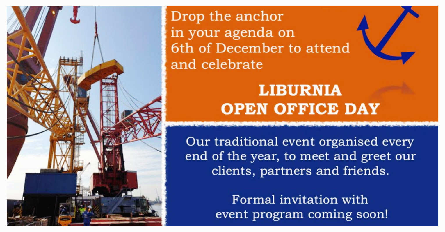 Save the Date - Liburnia Open Office Day – 12 June 2019