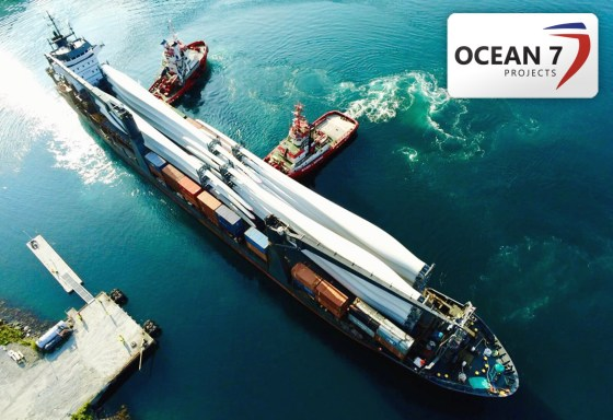 Ocean7 Projects Featured Photo - MV Marmactan Berthing in Norway