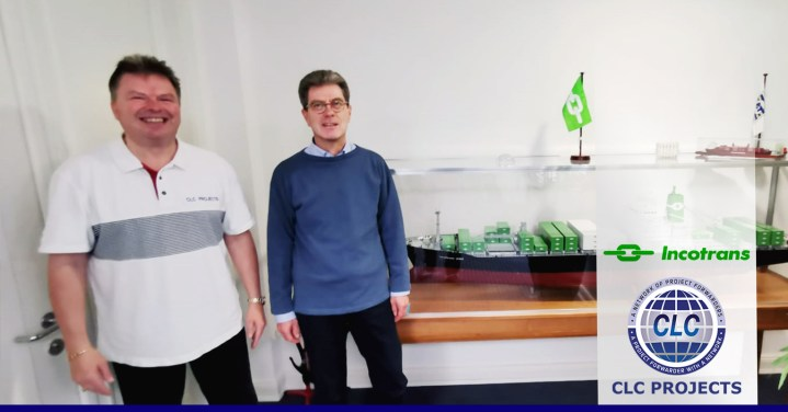 CLC Projects and Incotrans met in Hamburg