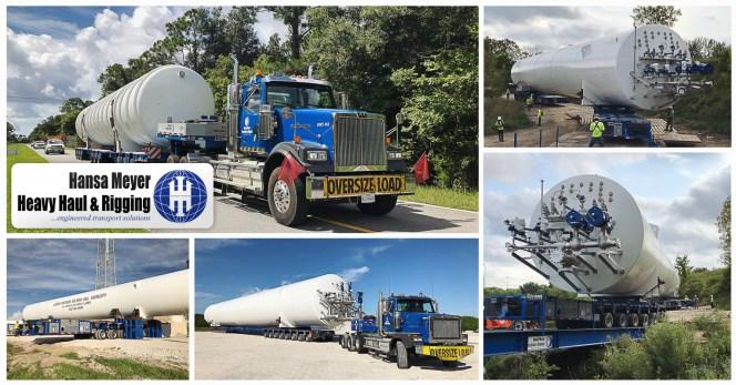 Hansa Meyer Heavy Haul and Rigging USA LLC