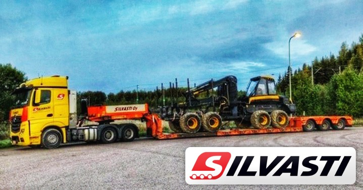 Silvasti's-Special-Transport