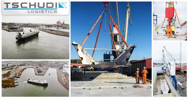 Tschudi-Logistics-Handled-the-Full-Operation-of-Hising-Bridge-Project