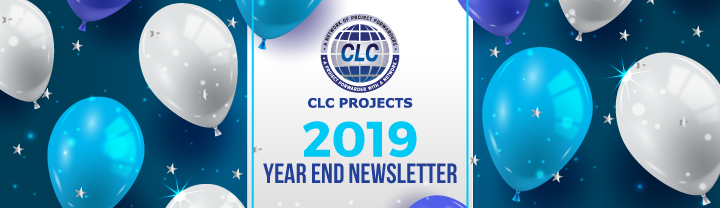 CLC Projects Year End Newsletter 2019