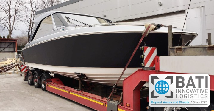 Bati Group Delivers Another Boat to Her Owner