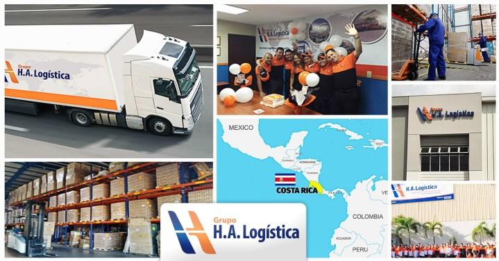 New Member Representing Costa Rica - H.A. Logística