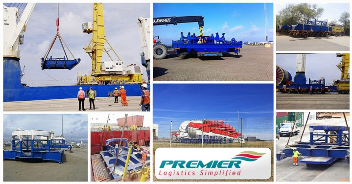 Premier Global Successfully Executed a Shipment of 35 Nacelle Transport Frames Totalling 8,832 Cbm