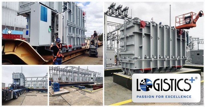 Logistics Plus Recently Completed the Successful Delivery of a 325,000 Pound Transformer to a Wind Farm in Texas