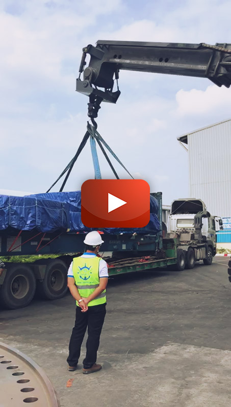 VN-Projects-Trucked-Wind-Tower-Flanges-Inland-Video
